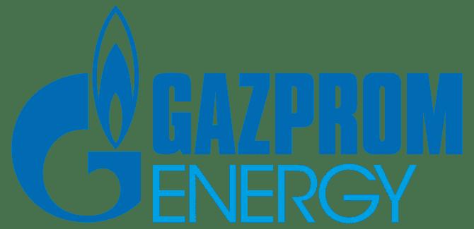 Logo Gazprom Energy