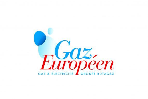 Logo Gaz Europeen