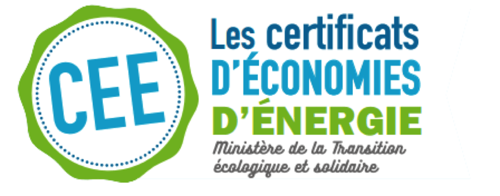 Logo Certificats d'économies d'énergie