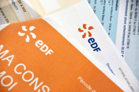 Contrat EDF