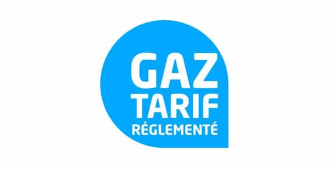 Logo Gaz tarif réglementé mon compte