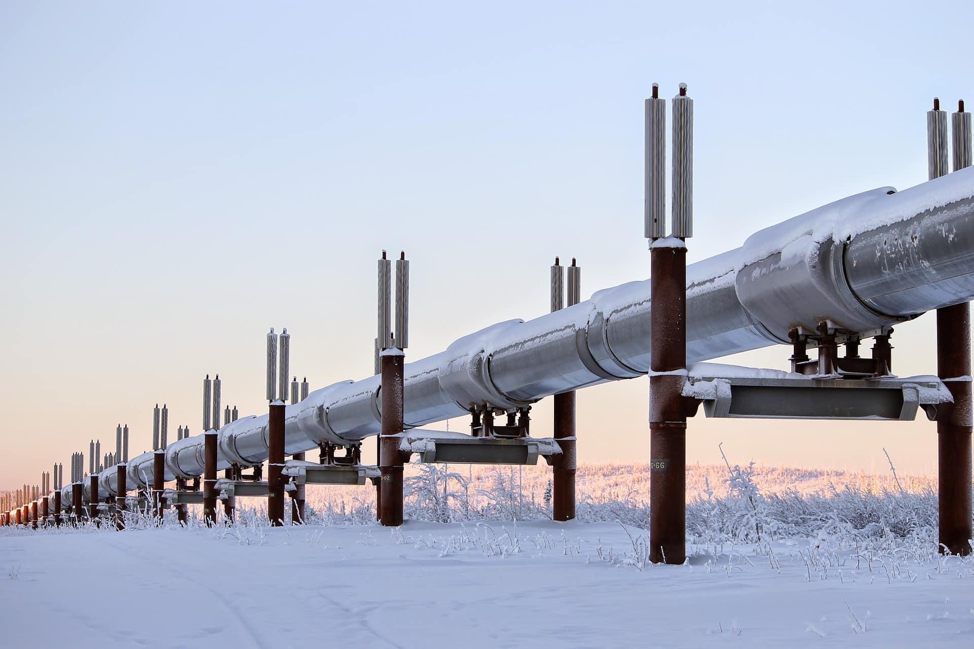 pipeline gaz