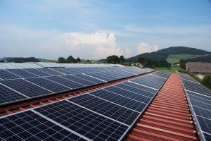 Produire de l'électricité grâce aux panneaux photovoltaïques