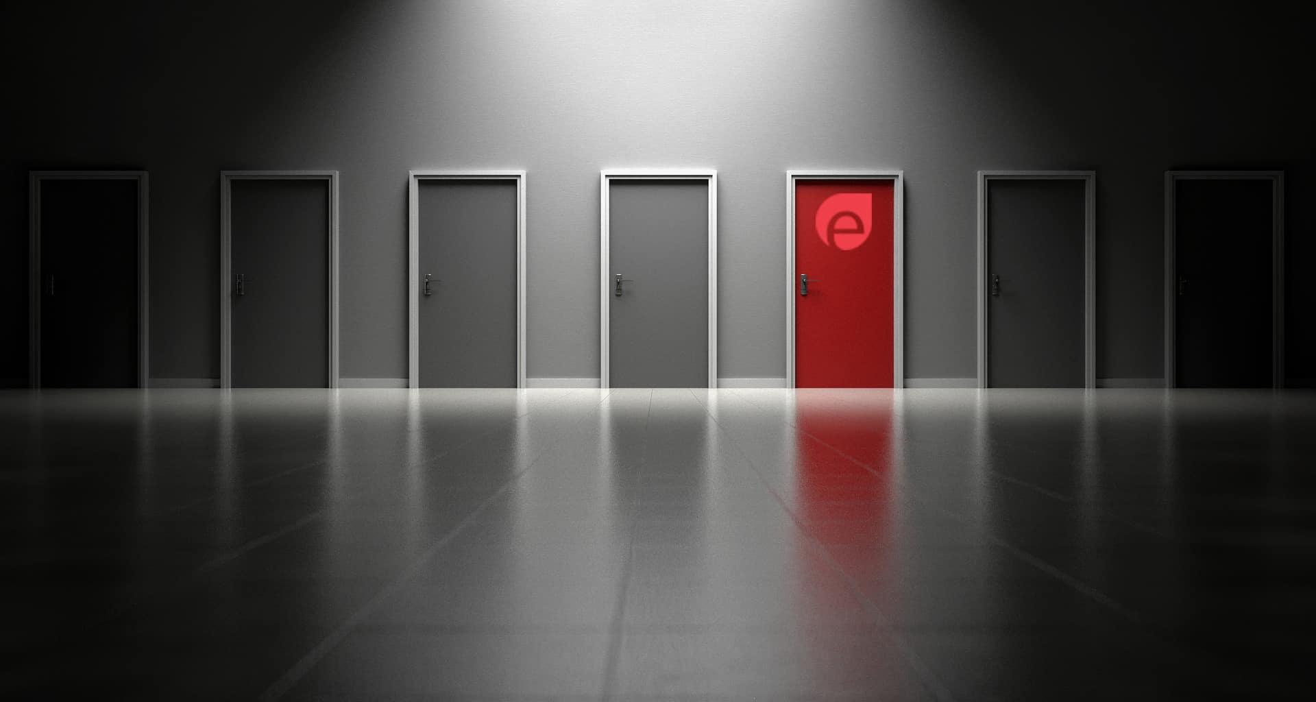Portes de bureaux