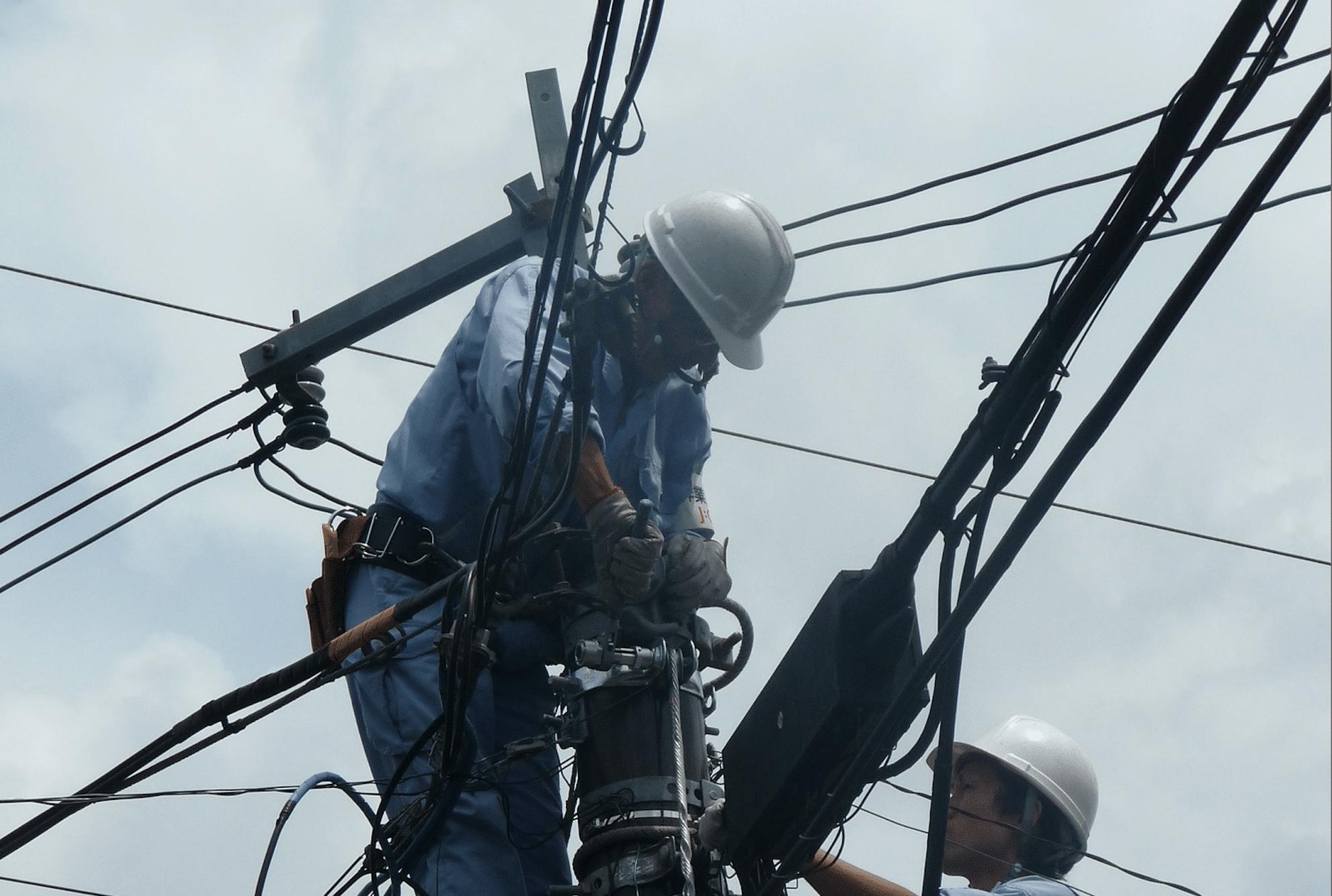 Quel est le coût du raccordement à l'électricité pour un pro ?
